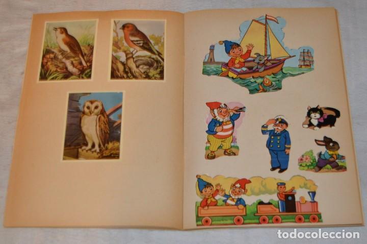 Coleccionismo Cromos troquelados antiguos: ANTIGUO ALBUM DE CROMOS TROQUELADOS - GLANS BILLEDER - LIM - MADE IN DENMARK - ENVÍO 24H - ALBUM N2 - Foto 14 - 139347222