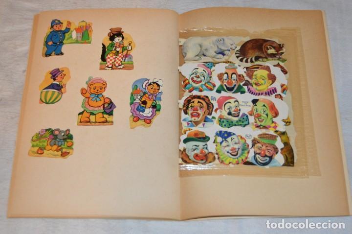 Coleccionismo Cromos troquelados antiguos: ANTIGUO ALBUM DE CROMOS TROQUELADOS - GLANS BILLEDER - LIM - MADE IN DENMARK - ENVÍO 24H - ALBUM N2 - Foto 13 - 139347222
