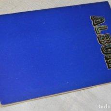 Coleccionismo Cromos troquelados antiguos: ANTIGUO ALBUM DE CROMOS TROQUELADOS - GLANSBILLEDER - UNO X BENSIN - ENVÍO 24H - ALBUM N3. Lote 139347554