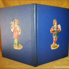 Coleccionismo Cromos troquelados antiguos: EXCEPCIONAL COLECCION DE CROMOS TROQUELADOS DEL SIGLO XIX - CON ALBUM.. Lote 140583518