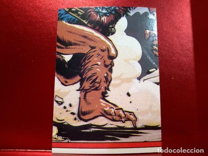 Coleccionismo Cromos troquelados antiguos: CROMO TROQUELADO EVIL-LYN - MASTERS UNIVERSE - MASTERS UNIVERSO - HEMAN - PEEL OFF STICKER Nº 21 - Foto 2 - 142364954