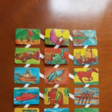 Coleccionismo Cromos troquelados antiguos: CROMOS TROQUELADOS. Lote 153067465