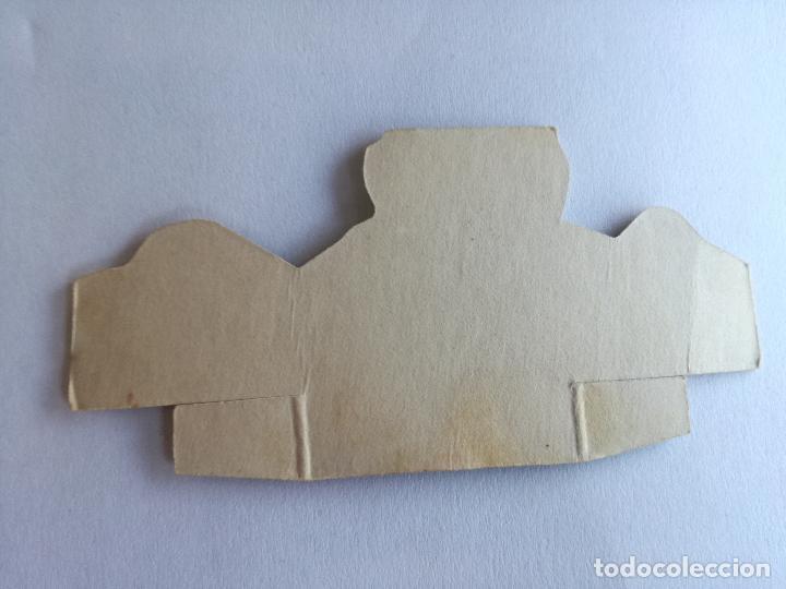 Coleccionismo Cromos troquelados antiguos: CROMO TROQUELADO PANRICO MAZINGER Z KOJIRA M-3 NUMERO 65 DE LOS AÑOS 70 - Foto 3 - 159860662