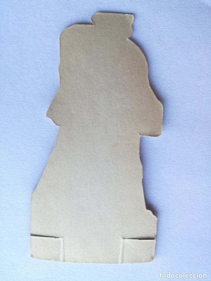 Coleccionismo Cromos troquelados antiguos: CROMO TROQUELADO PANRICO MAZINGER Z GRENGUS C-3 NUMERO 76 DE LOS AÑOS 70 - Foto 3 - 159860946