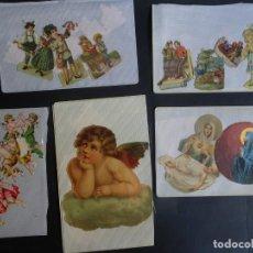 Coleccionismo Cromos troquelados antiguos: LOTE DE 14 CROMOS TROQUELADOS DIFERENTES , VER FOTOS. Lote 165441222