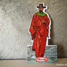 Coleccionismo Cromos troquelados antiguos: CROMO TROQUELADO LA FRONTERA AZUL PANRICO. Lote 165817062
