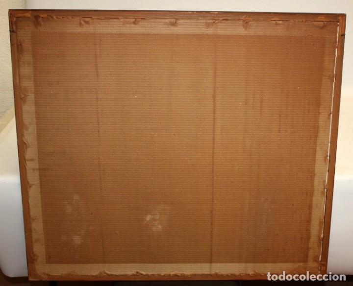 Coleccionismo Cromos troquelados antiguos: PRECIOSO CUADRO CON COMPOSICIÓN DE ANTIGUOS CROMOS TROQUELADOS. CIRCA 1900 - Foto 15 - 172493440