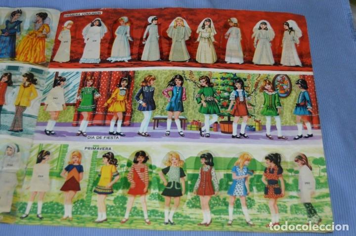 Coleccionismo Cromos troquelados antiguos: Álbum MIS MODELOS - Cromos troquelados autoadhesivos - Ábum de MAGA 1975 ¡Mira fotos/detalles! - Foto 9 - 173451880