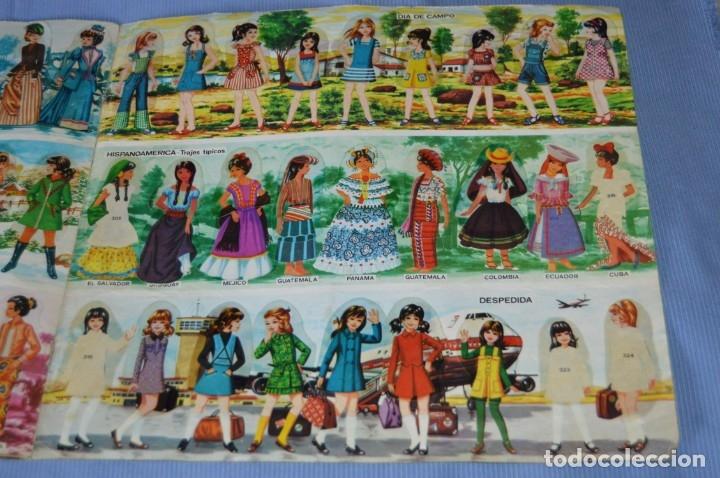 Coleccionismo Cromos troquelados antiguos: Álbum MIS MODELOS - Cromos troquelados autoadhesivos - Ábum de MAGA 1975 ¡Mira fotos/detalles! - Foto 11 - 173451880