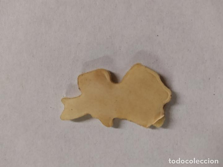 Coleccionismo Cromos troquelados antiguos: CROMO TROQUELADO Y ACOLCHADO PANRICO - NHIM - MRS BRISBY - MIDE 4 X 2.2 CM -VER REVERSO-(61.493) - Foto 4 - 173931664