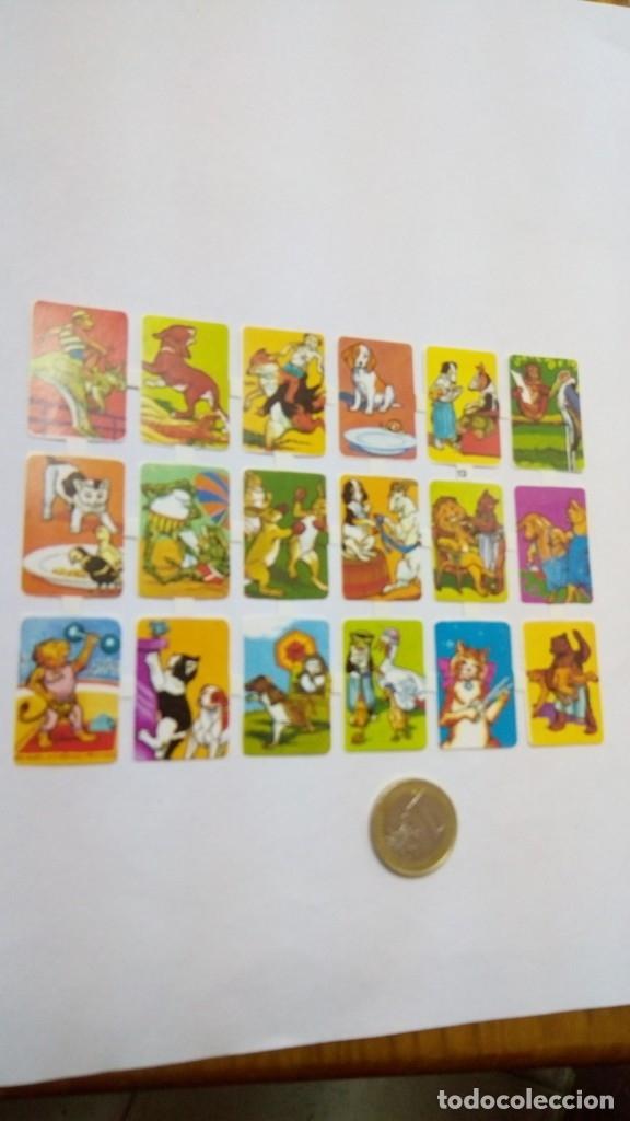 Coleccionismo Cromos troquelados antiguos: cromos troquelados de coleccion , ver fotos , se admiten ofertas - Foto 2 - 182651840