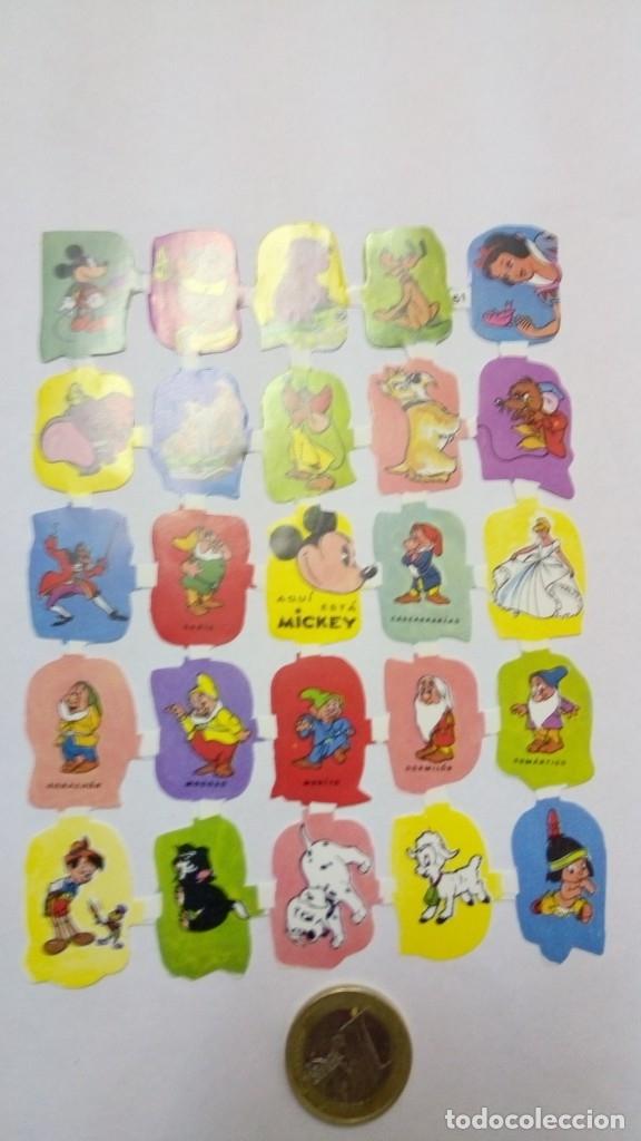 Coleccionismo Cromos troquelados antiguos: cromos troquelados de coleccion , ver fotos , se admiten ofertas - Foto 2 - 182651882