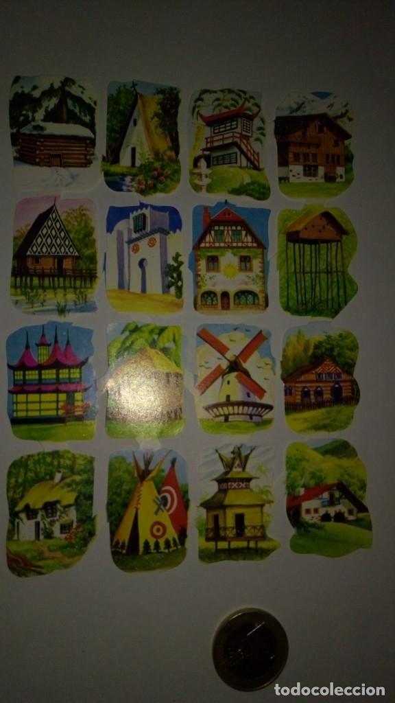 Coleccionismo Cromos troquelados antiguos: cromos troquelados de coleccion , ver fotos , se admiten ofertas - Foto 3 - 182651882