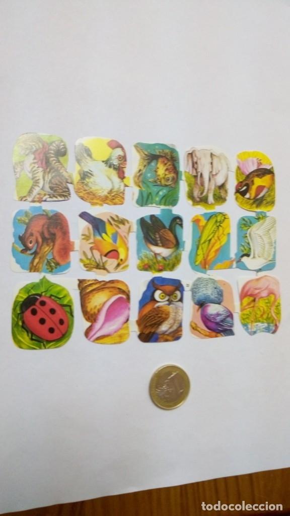 Coleccionismo Cromos troquelados antiguos: cromos troquelados de coleccion , ver fotos , se admiten ofertas - Foto 4 - 182651882