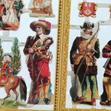 Coleccionismo Cromos troquelados antiguos: CROMOS TROQUELADOS INGLESES 1987. Lote 188738161