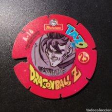 Coleccionismo Cromos troquelados antiguos: TAZO - DRAGON BALL Z - N° 25 - A-16 - MATUTANO - AÑO 1995 / 1996 - ENVIÓ GRATIS A PARTIR DE 35€. Lote 189965113