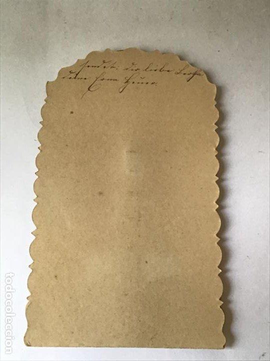 Coleccionismo Cromos troquelados antiguos: LOTE DE ANTIGUOS CROMOS TROQUELADOS DESPLEGABLES DEL SIGLO 19 , ORIGINAL FELICITACION POP UP - Foto 11 - 192732288