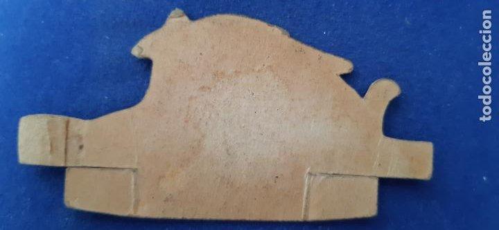 Coleccionismo Cromos troquelados antiguos: CROMO TROQUELADO PANRICO MAZINGER Z NUMERO 67 ZARIGAN POSIBLE ERROR IMPRESION COLOR VERDE MONOCROMO - Foto 7 - 203427076