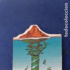 Coleccionismo Cromos troquelados antiguos: CROMO TROQUELADO PANRICO MAZINGER Z NUMERO 30 FORTALEZA SUBMARINA. Lote 203427946