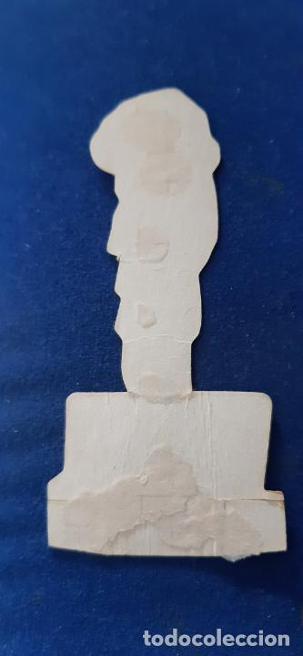 Coleccionismo Cromos troquelados antiguos: CROMO TROQUELADO PANRICO MAZINGER Z NUMERO 23 shiro - Foto 2 - 203429081