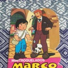 Coleccionismo Cromos troquelados antiguos: TROQUELADOS MARCO BRUGUERA. Lote 206956728