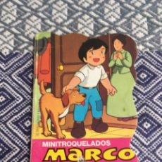 Coleccionismo Cromos troquelados antiguos: TROQUELADOS MARCO BRUGUERA. Lote 206956863