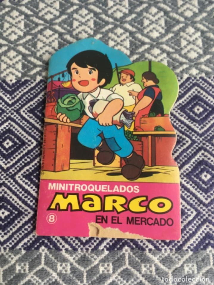 TROQUELADOS MARCO BRUGUERA (Coleccionismo - Cromos y Álbumes - Cromos Troquelados)