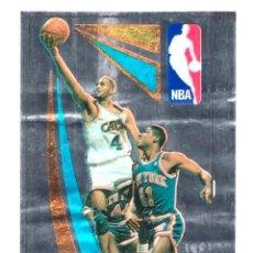 Coleccionismo Cromos troquelados antiguos: CHICLE NBA RON HARPER JUGADORES JUGADAS CROMO PEGATINA. Lote 218936808