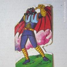 Coleccionismo Cromos troquelados antiguos: PANRICO-DEBIRA X 1-MAZINGER Z-84-CROMO ANTIGUO TROQUELADO-VER FOTOS-(74.975). Lote 221960766