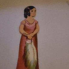 Coleccionismo Cromos troquelados antiguos: CROMOS TROQUELADOS EVARISTO JUNCOSA. Lote 224253583