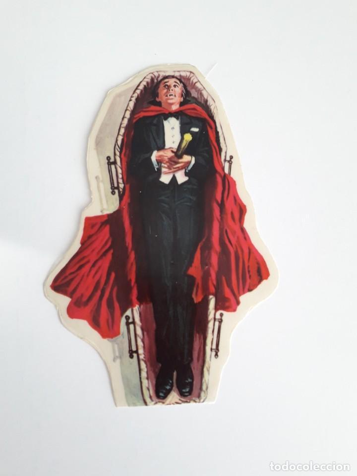 Coleccionismo Cromos troquelados antiguos: PEGATINA CROMOS TROQUELADOS ADHESIVOS BRUGUERA SEPARADOS DEL CUADRO - Foto 14 - 231831335