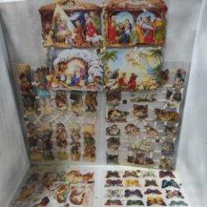 Coleccionismo Cromos troquelados antiguos: CROMOS DE PALMA 5 UND. Lote 243876265