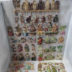 Coleccionismo Cromos troquelados antiguos: COMOS DE PALMA 5 UND. Lote 243877340