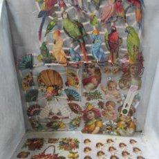 Coleccionismo Cromos troquelados antiguos: CROMOS DE PALMA 5 UND. Lote 243877935