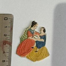 Coleccionismo Cromos troquelados antiguos: CROMO TROQUELADO. Lote 243943770