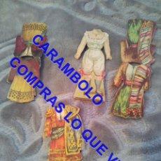 Coleccionismo Cromos troquelados antiguos: RECORTABLES TROQUELADOS NESTLÉ ANTIGUOS CROMOS U31. Lote 245915345