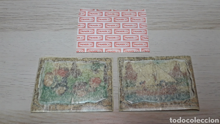 Coleccionismo Cromos troquelados antiguos: 3 x cromo *Picapiedra Flintstones*, promocionales premium Panrico Promostaff. Años 80. - Foto 3 - 254008885