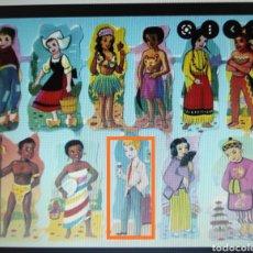 Coleccionismo Cromos troquelados antiguos: BUSCO ESTE CROMO DE EVA 146, QUIERO COMPLETAR MI COLECCIÓN. Lote 277150858