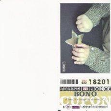 Cupones ONCE: BONOCUPON DEL 23 AL 29 DICIEMBRE 2002. Lote 21917823
