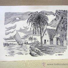 Cupones ONCE: BOLETO, LOTERIA, PARTICIPACION ONCE, FALLAS, FALLA VIVES-SALVADOR F.LUNA, LA ALBUFERA . Lote 26525749