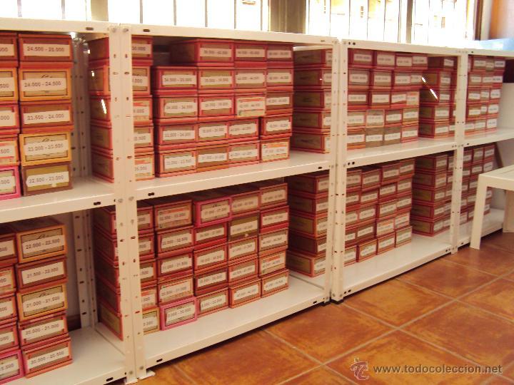 CNC1 NUMERICA - CUPONES DE NUMERICA SEGUN LISTA DE FALTAS DESDE 1 CENTIMO (Coleccionismo - Lotería - Cupones ONCE)