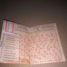 Cupones ONCE: APUESTA DEPORTIVA QUINIELA AÑO 1985. Lote 52135181