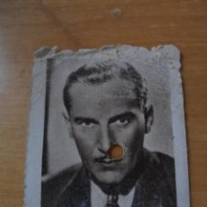 Cupones ONCE: ANTIGUO CUPON SOCIEDAD CIEGOS HISPALENSE - ARTISTAS DE CINE - PAUL LUKAS - AÑO 1935. Lote 62364856