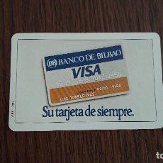 Cupones ONCE: CALENDARIO FOURNIER BANCO DE BILBAO AÑO 1983. Lote 83781888