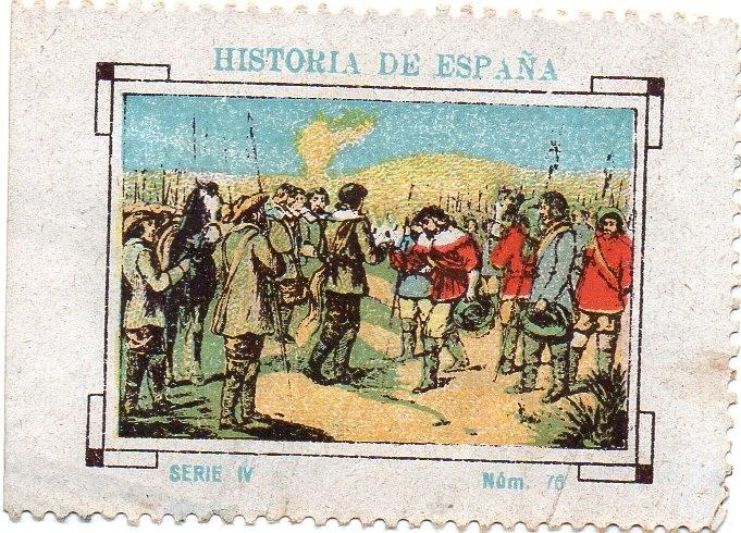 Cupones ONCE: album de cupones la hispalense 1934, por delantes son cromos y por detrás cupones, - Foto 3 - 103275655