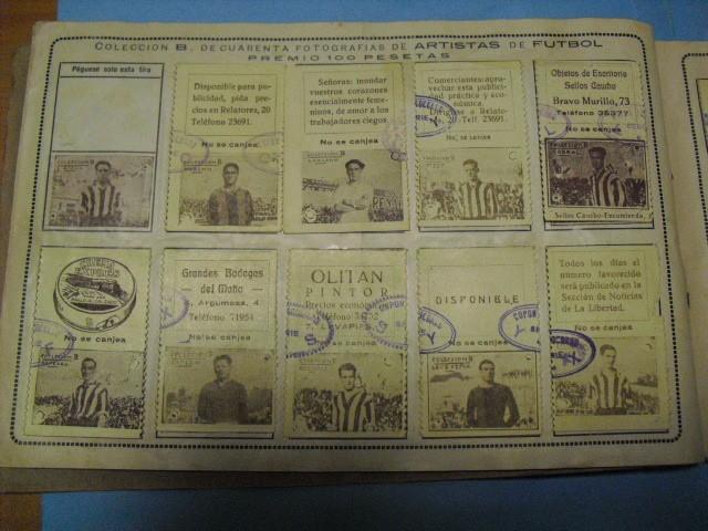 Cupones ONCE: album cupon de la union de trabajadores ciegos, 1933 de madrid - Foto 9 - 103313311