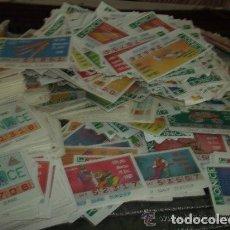 Cupones ONCE: 1000 CUPONES DECIMOS DE LA ONCE , MUCHAS TEMATICAS COMPLETAS EN CADA LOTE OTRAS NO .. Lote 113167055