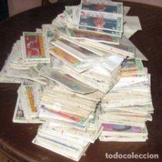 Cupones ONCE: ONCE-4,9 KG. CUPONES AÑOS 90-POR SOLO 1 € SALIDA. Lote 121983816