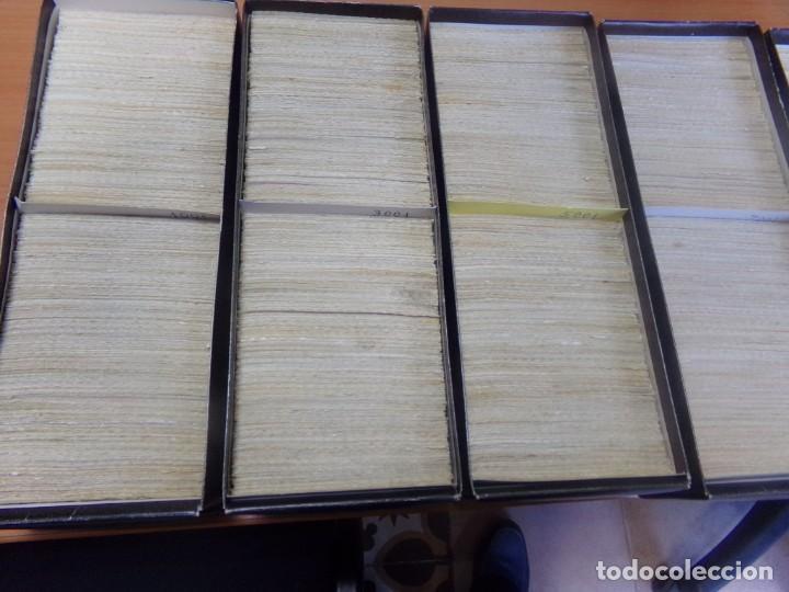 CUPONES ONCE,NUMÉRICA DE 4 CIFRAS, DEL 0000 AL 9999, SON DEL 1984 Y 1985, 10000 CUPONES (Coleccionismo - Lotería - Cupones ONCE)