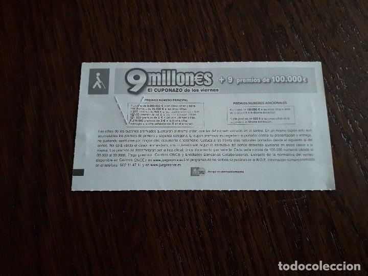 Cupones ONCE: cupón once 02-05-14 cuponazo - Foto 2 - 160636422